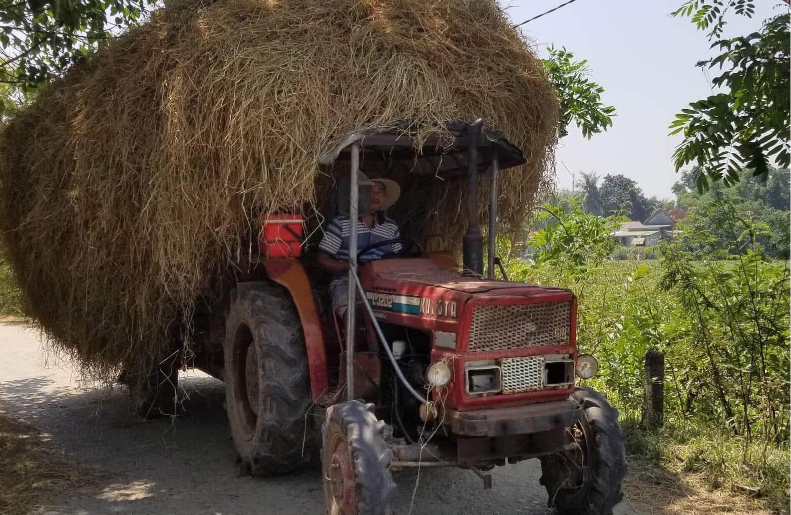 Tái sử dụng nguồn thứ phẩm trong sản xuất nông nghiệp